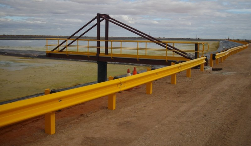 Guardrail Safety Barriers - Safety Barriers for Perth